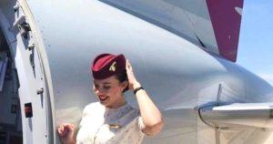 Memoir Of A Flight Attendant